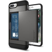 Spigen Slim Armor CS for iPhone 7 Plus / iPhone 8 Plus gun metal