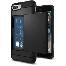 Spigen Slim Armor CS for iPhone 7 Plus schwarz