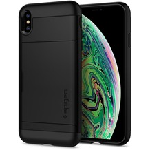 Spigen Slim Armor CS for iPhone XS Max black