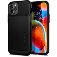 Spigen Slim Armor for iPhone 12 / 12 Pro black