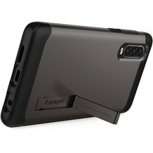 Spigen Slim Armor for P30 gun metal