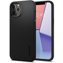 Spigen Thin Fit for iPhone 12 Pro Max black