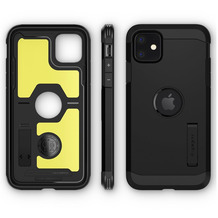 Spigen Tough Armor for iPhone 11 black