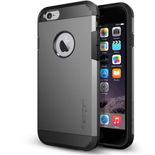 Spigen Tough Armor for iPhone 6/6s gun metal