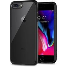 Spigen Ultra Hybrid 2 for iPhone 7/8 Plus schwarz