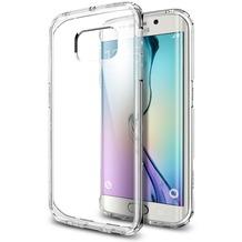 Spigen Ultra Hybrid for Galaxy S6 Edge crystal clear