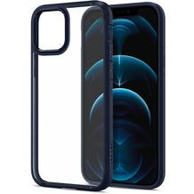 Spigen Ultra Hybrid for iPhone 12 / 12 Pro Navy Blue