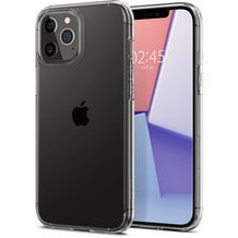 Spigen Ultra Hybrid for iPhone 12 Pro Max crystal clear