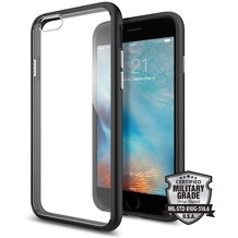 Spigen Ultra Hybrid for iPhone 6/6s black