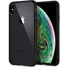 Spigen Ultra Hybrid for iPhone XS Max matt black