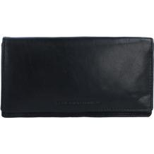 Spikes & Sparrow Geldbörse RFID Leder 17 cm black
