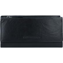 Spikes & Sparrow Geldbörse RFID Leder 19 cm black