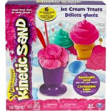 Spin Master Kinetic Sand Ice Cream Theme Set 283g