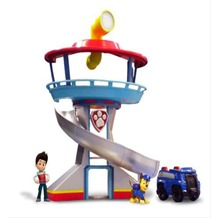 Spin Master PAW Lookout Head Quarter Spielset