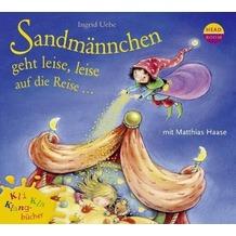 SPV Sandmännchen geht leise,leise,auf die Reise.., CD