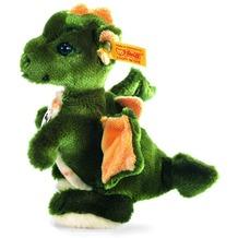 Steiff Raudi Drachenjunge 17cm grün