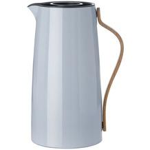 stelton Kaffeeisolierkanne EMMA 1.2 L blaugrau