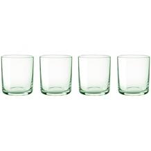 stelton Gläser SIMPLY grün - 4-er Set 0.3 l