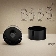 stelton RIG-TIG Kaffeesammler 8.3 cm