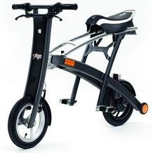 stigo E-Bike 200W, schwarz