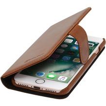 Stilgut Talis für Apple iPhone 7 / 8, cognac