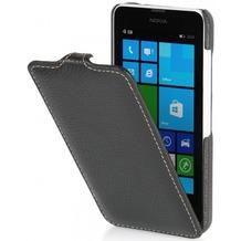 Stilgut Ultra Slim Case für Microsoft Lumia 630 und 635, schwarz