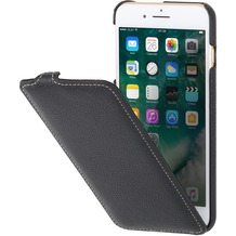 Stilgut UltraSlim Case für Apple iPhone 7 Plus, schwarz