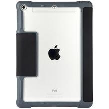 STM STM Dux Case, Apple iPad 9,7 (2017 & 2018), schwarz/transparent, STM-222-160JW-01