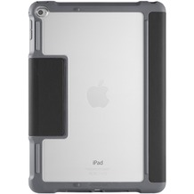STM Dux Case, Apple iPad Air 2, schwarz/transparent