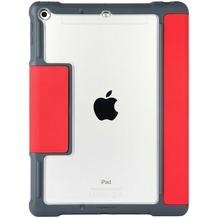 STM STM Dux Plus Case, Apple iPad 9,7 (2017 & 2018), rot/transparent, STM-222-165JW-02