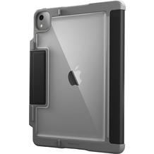 STM Dux Plus Case, Apple iPad Air 10,9 (2020), schwarz/transparent, STM-222-286JT-01