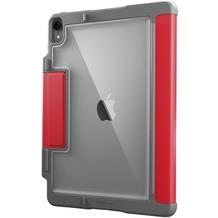 STM STM Dux Plus Case, Apple iPad Pro 11 (2018), rot/transparent, STM-222-197JV-02