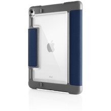STM STM Dux Plus Case, Apple iPad Pro 9,7, midnight blau/transparent, STM-222-129JX-04