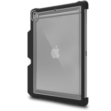 STM Dux Shell DUO Case, Apple iPad 10,2 (2019), schwarz/transparent, STM-222-242JU-01