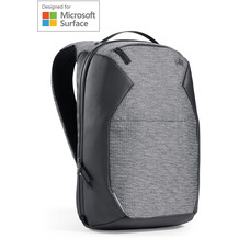 STM Myth Pack 18L 15, Microsoft Surface Book 2/1 & Laptop 3/2/1, granite black, STM-117-186P-01