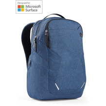 STM Myth Pack 28L 15, Microsoft Surface Book 2/1 & Laptop 3/2/1, slate blue, STM-117-187P-02