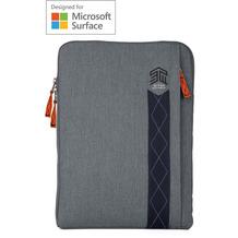 STM Ridge Sleeve 13, Microsoft Surface Pro X/7/6/5/LTE, tornado grey, STM-214-150M-20