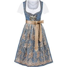 Stockerpoint Dirndl Minna blau 34