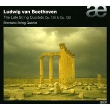 Streichquartette op.135 & 132, CD