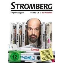 Stromberg-Box - Staffel 1-5 + Film [DVD]