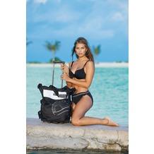 Sunflair Bügel Bikini Top, schwarz 40E