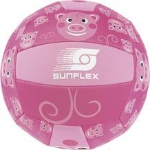 sunflex Beach- und Funball Grösse 5 Pig