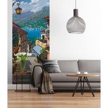 "Sunny Decor Fototapete ""Bellagio Village"" 92 x 220 cm"