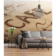 "Sunny Decor Fototapete ""Café"" 254 x 184 cm"