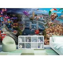 "Sunny Decor Fototapete ""Cars World"" 368 x 254 cm"