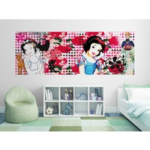 "Sunny Decor Fototapete ""Charming Snow White"" 202 x 73 cm"