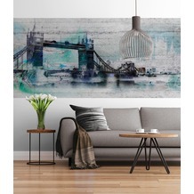 "Sunny Decor Fototapete ""London"" 368 x 127 cm"