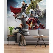 """Sunny Decor Fototapete """"Marvel Avengers Age of Ultron"""" 184 x 254 cm"""