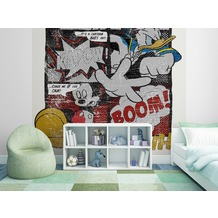 "Sunny Decor Fototapete ""Mickey's Great Escape"" 184 x 254 cm"