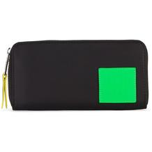 Suri Frey Geldbörse SURI Black Label FIVE black/green 196 One Size